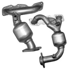 Manifold Catalytic Converters Kit fits: Mariner Ford Escape Mazda Tribute 3.0L