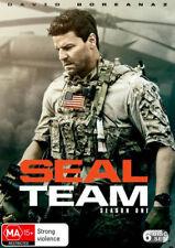 Seal Team Season 1 - DVD Region 4
