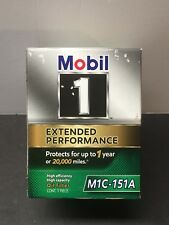 Mobil 1 M1C-151A Oil Filter Extended Performance High Efficiency/Capacity New