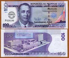 Philippines, 100 Piso, 2011, P-212B, UNC > Commemorative 100 years CLP