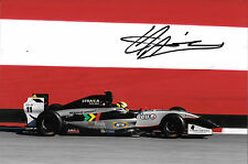 Tio Ellinas SIGNED Strakka Racing Dallara , Formula Renault 3.5  Austria 2015