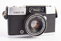 Olympus Pen D 35mm Film Half Frame Camera As Is for Parts or Repair V13