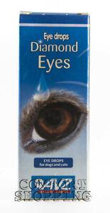 Eye drops Infections, cataract, wound hygienic treatment 10 ml Diamond eyes cat