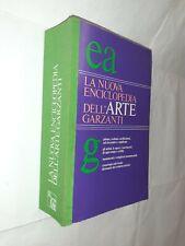 NUOVA ENCICLOPEDIA DELL' ARTE - AAVV -  GARZANTI - 1986