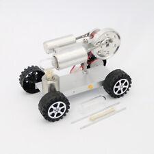 Heiße kreative Luft Stirlingmotor-Bewegungsmodell-pädagogisches Spielzeug-Auto
