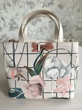 Fiorelli Floral grab bag with shoulder strap. Used once