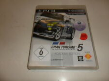 PLAYSTATION 3 PS 3 gran turismo 5 Academy Edition