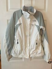 The North Face Women's Varius Guide Jacket White Grey Size XS