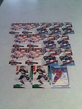 *****Donald Dufresne*****  Lot of 50 cards.....8 DIFFERENT / Hockey