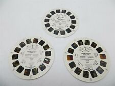 View-Master 4001, More Scenes From E.T., Children's Set of 3 Reels
