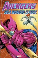 Solo Avengers Classic Vol. 1 by Tom DeFalco 2012 Marvel Graphic Novel  TPB