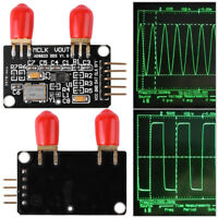 New AD9833 DDS Signal Generator Module 0 to 12.5 MHz Square/Triangle/Sine Wave
