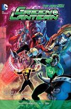 DC Comics The New 52! Green Lantern The Life Equation Vol. 6 2015 Hardback NEW