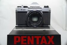 Asahi Pentax K1000 SMC Pentax M 50mm f2 SERVICED by ERIC HENDRICKSON EH32 JUL31