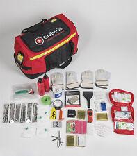 Mil-Tec Grab&Go Emergency Kit 4 Person Fluchtgepäck Erste Hilfe Set Notfallset