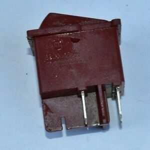 Genuine Karcher K4 Full Control - Brown Plastic Electrical Switch