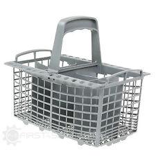 For Bosch Dishwasher Drawer Cutlery Basket 230mm x 180mm x 220mm (Grey)