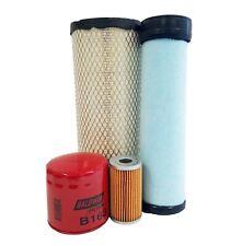 Cfkit Maintenance Filter Kit For New Holland Tc55da With Shibaura 22l Eng