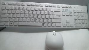 Dell Wireless Keyboard mouse 0JP2XW WK636 For Logitech Unifying USB Receivers