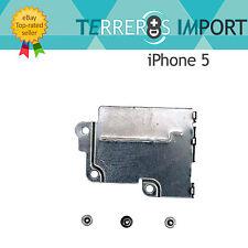 Chapa LCD Conector Tornillos iPhone 5