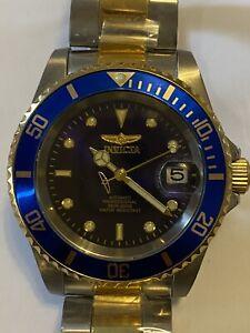 Invicta 200 M Divers Watch