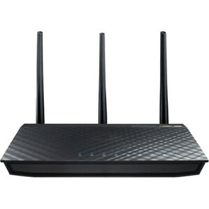 Asus RT-AC66U Wi-Fi 5 IEEE 802.11ac  Wireless Router