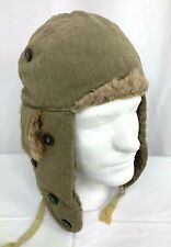 WWII Japanese Army Issued Extreme Cold Weather Hat