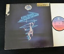 GERMAN FULL LENGTH LP Real Thing PYE 302 Can You Feel The Force The Album