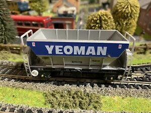 HORNBY OO Gauge PGA YEOMAN HOPPER WAGON EXCELLENT CONDITION