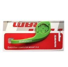 Support handlebars GREEN Garmin Edge edge SRAM 500 510 520 800 810 820