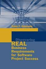 Discovering Real Business Requirements for Software Project Success (Computing