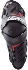 Leatt 5017010181 Knee Shin Guard Dual Axis L/xl CE En1621-1 Pair Kneepads
