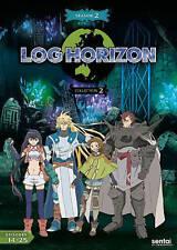 Log Horizon: Season 2 - Collection 2 (DVD, 2016, 3-Disc Set)