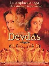 Poster 15 11/16x23 5/8in Devdas 2003 Leela Bhansali - Shah Rukh Khan, Aishwarya