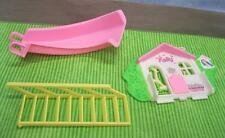 1996 Barbie Kelly Tommy Doll treehouse Playground ladder/slide House-Replace Lot