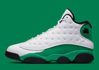"Nike Air Jordan 13 ""White Lucky Green"" *PRE-ORDER* Sizes 4-14 DB6537-113 FREE SH"