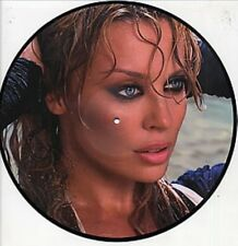 """Kylie Red Blooded Woman  PICTURE DISC  Uk 12"""""""