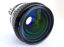 NIKON NIKKOR 35mm f2.0 AIS - 1983 - A GORGEOUS ULTRAFAST NIKKOR WIDE!