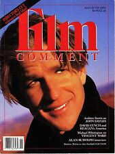 Film Comment May-June 1993 David Lynch Alan Rudolph John Sayles