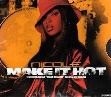 Nicole Wray - Make It Hot Featuring Missy Elliott Mocha - Single CD Elektra 1998