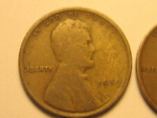 """1909-S VDB/P/S/VDB Lincoln Cent                    """"4 Coins""""              (14th)"""