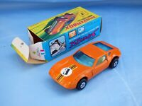 Vintage Lesney 1972 Matchbox Superfast Monteverdi Orange Hai No 3 Car Toy Boxed