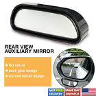 Universal Car Blind Spot Mirror Wide Angle Add On Rear Side View Large Mirror Alfa Romeo 147