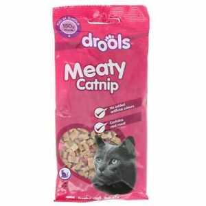 Drools Meaty Fish Catnip Treats 150g