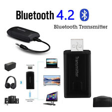 3.5mm Stereo  USB Transmitter Bluetooth Adapter Wireless Dongle Music Audio