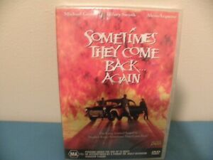 Sometimes They Come Back... Again DVD - Stephen King - New & Sealed