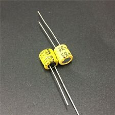 20pcs 50V 10uF 50V ELNA CE-BP 6x7mm Bipolar Audio Capacitor