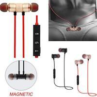 Magnet Wireless Bluetooth Sport Kopfhörer Headset-Kopfhörer für iPhone Samsung