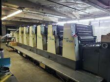 Miller Tp 104 6 Color Printing Press