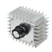 5000W 220V AC SCR Electric Voltage Regulator Dimming Motor Speed Controller Z0S8